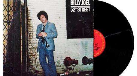 "Billy Joel's ""52nd Street"" was released in October"