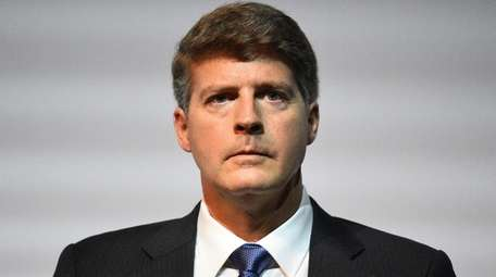 Yankees joint owner Hal Steinbrenner during the press