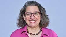 Nancy Goroff is the Democratic challenger in the