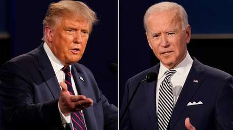 Trump's demonization of Biden is not normal | Newsday