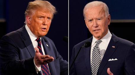 Trump's demonization of Biden is not normal | Newsday