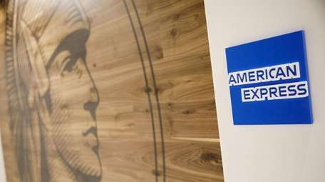 Earnings from American Express and Outback owner Bloomin'