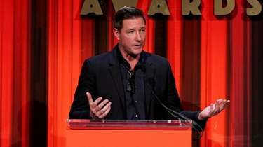 Ed Burns speaks during the IFP's 29th Annual