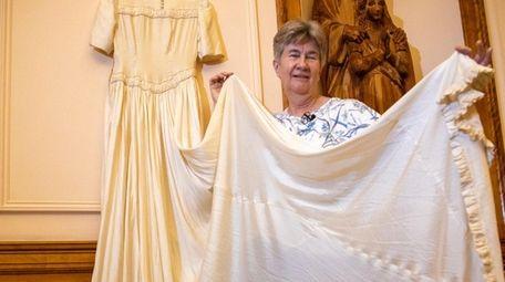 Sister Kate Braet, a sister of Saint Joseph,