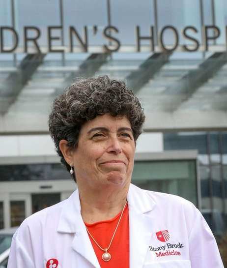 Dr. Sharon Nachman, chief of the Division of