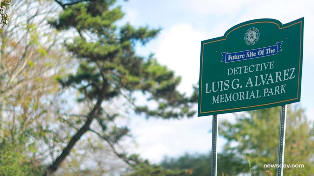 On Monday, Nassau County Executive Laura Curran was