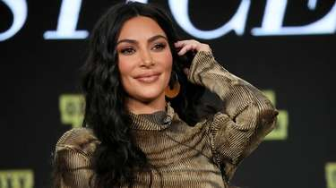Reality-TV star and makeup mogul Kim Kardashian turns