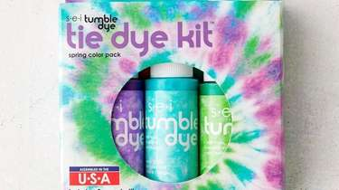Tie dye is still all the rage, and