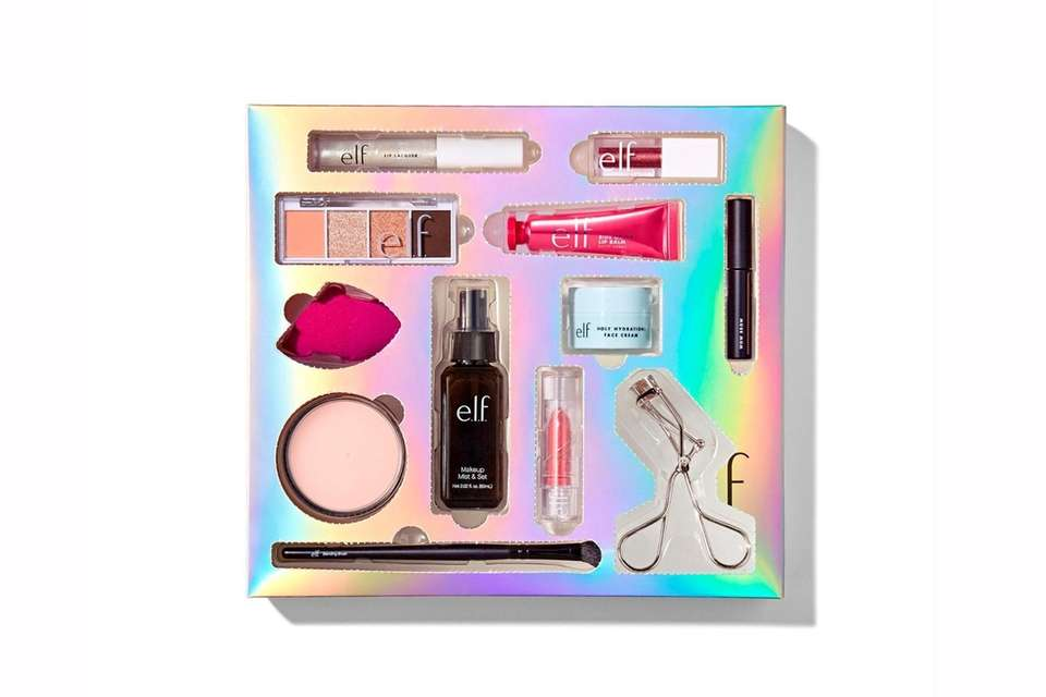 Twelve days of bestselling products from e.l.f. cosmetics