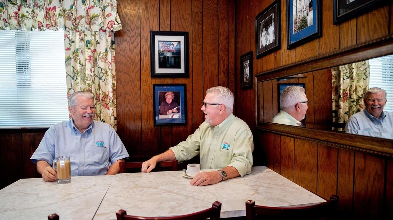Otto and John Wittmeier grew up at the