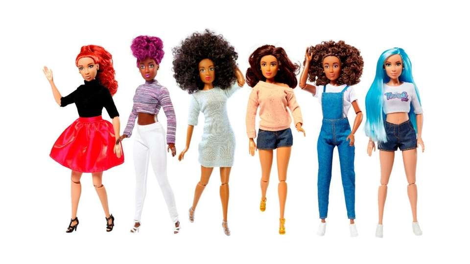 The Fresh Dolls were created in 2017, but