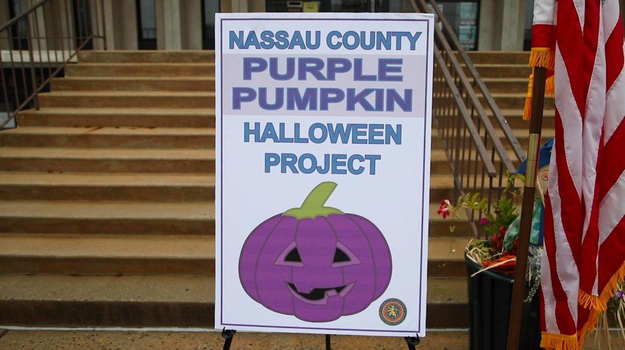 On Tuesday, Nassau legislators urged residents to print