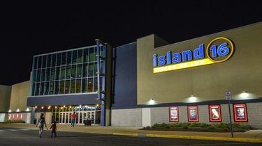 The Island 16 Cinema de Lux in Holtsville