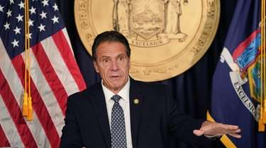 Gov. Andrew M. Cuomo described criteria and announced