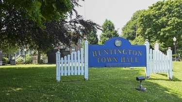 Huntington is considering banning town employees from participating