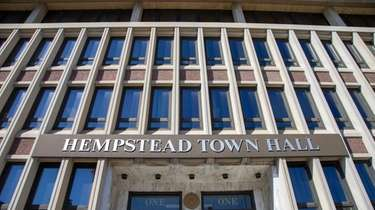 Town of Hempstead department heads are charged with