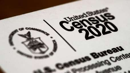 Officials with the U.S. Census bureau said the