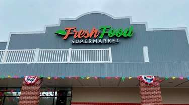 Fresh Food Supermarket on Montauk Highway in Oakdale