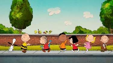 "The ""Peanuts"" TV specials are moving to Apple"