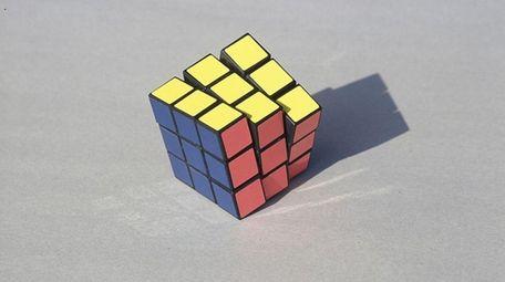 The Rubik's Cube.
