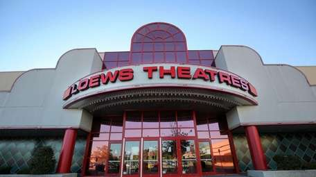The AMC Loews movie theater in Stony Brook