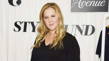 Amy Schumer in 2018 in Manhattan.