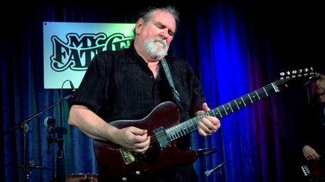 Breezy Point blues guitarist Kerry Kearney will play