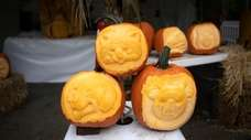 Learn to carve your own pumpkins that go