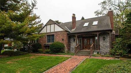 This four-bedroom house in Amityville is listed for