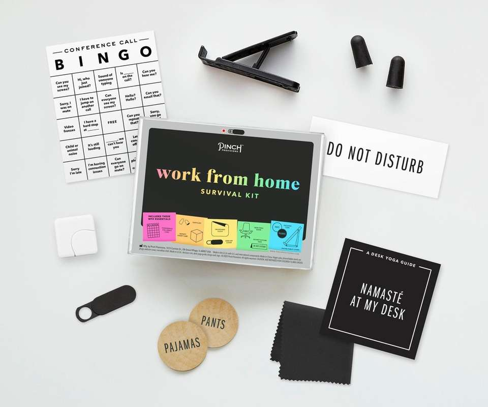 Make working from home a breeze with this