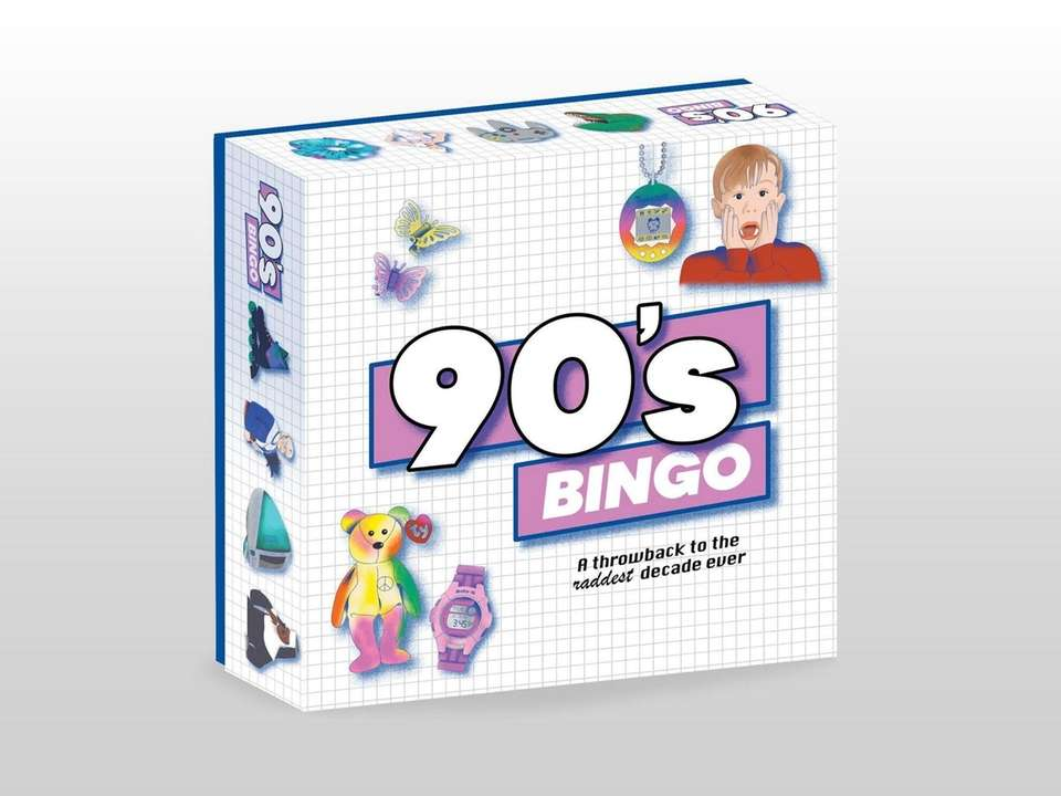 Kids of the '90s will rejoice with this