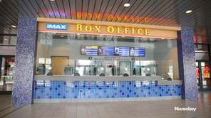 Movie theaters on Long Island were allowed to
