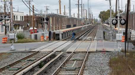The MTA has announced that the LIRR grade