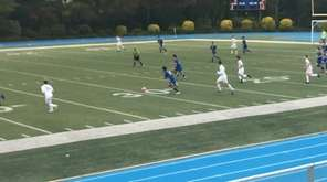 Kellenberg senior striker Jack Quinlan talks about his
