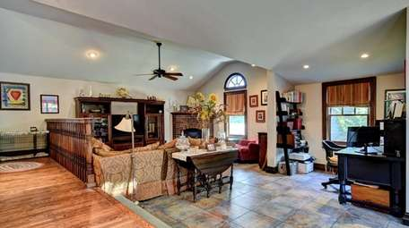 Priced at $739,000, this four-bedroom, 2.5-bath Victorian in