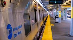 The Long Island Rail Road predicts a drop