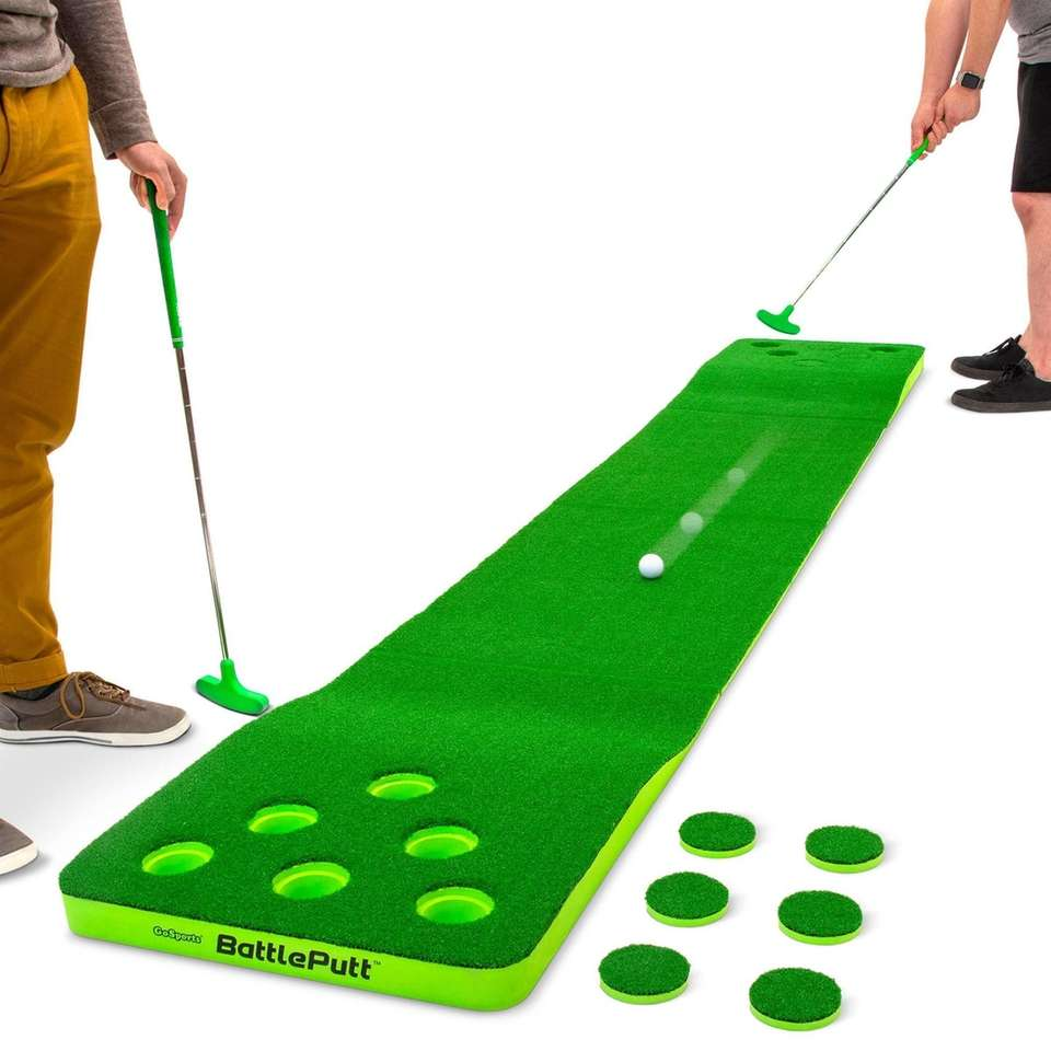 Step up to the challenge with this cross