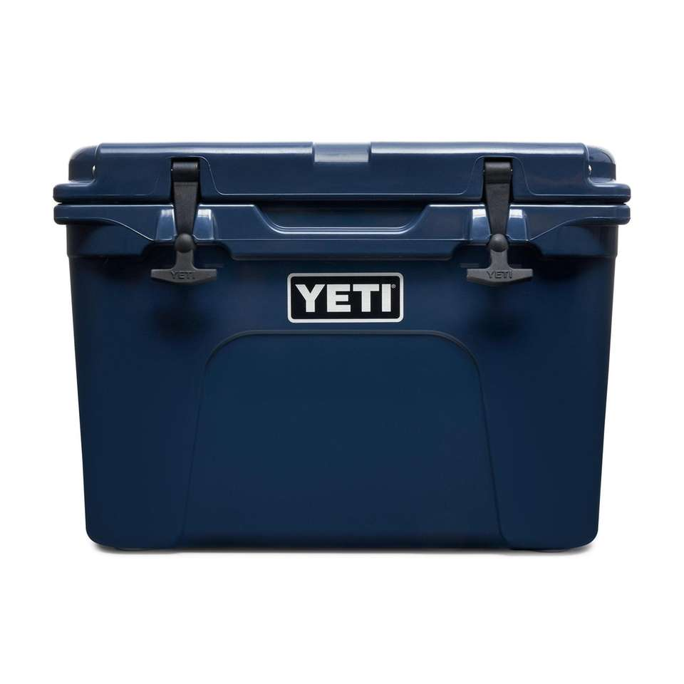Keep your beverages ice cold during a tailgate,