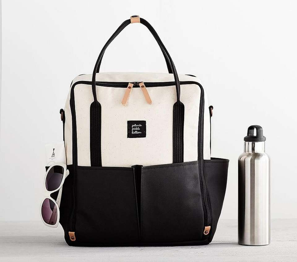 Carry around a stylish bag that could double