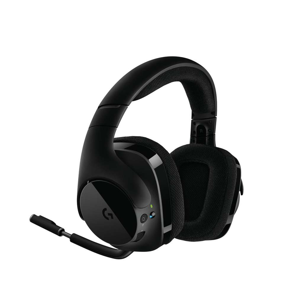 Gamers will love this wireless headset that amplifies