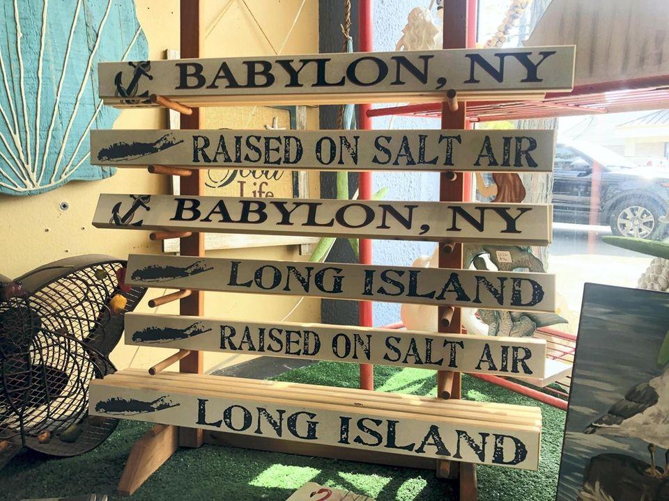 "South Shore natives ""raised on salt air"" will"