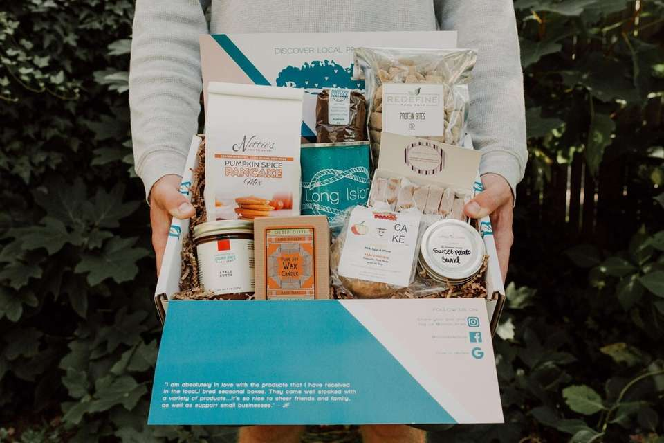 LocaLI Bred's seasonal subscription boxes come filled with