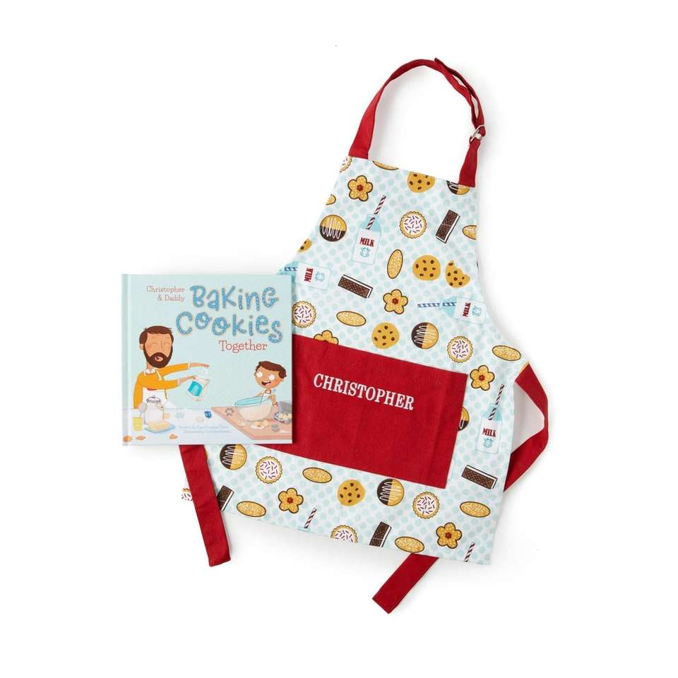 Make cooking a family affair with this customized