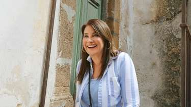 "Lorraine Bracco stars in the HGTV series ""My"