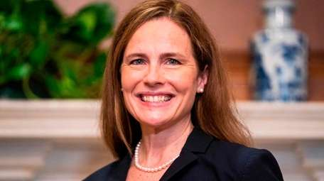 Judge Amy Coney Barrett was confirmed to the