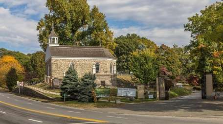 The Old Dutch Church of Sleepy Hollow and