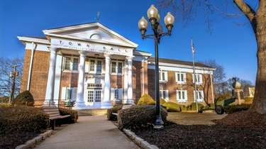 Smithtown officials proposed a budget next year that
