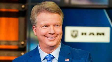 "Phil Simms admitted his ""pride might have been"