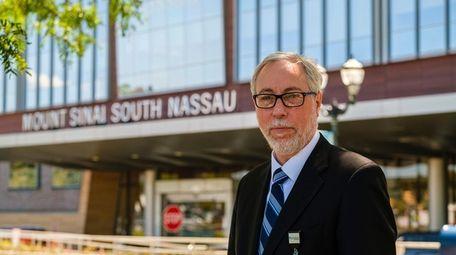 Dr. Aaron Glatt, chairman of medicine and chief