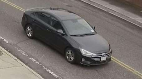 Suffolk police have released photos of a dark-colored